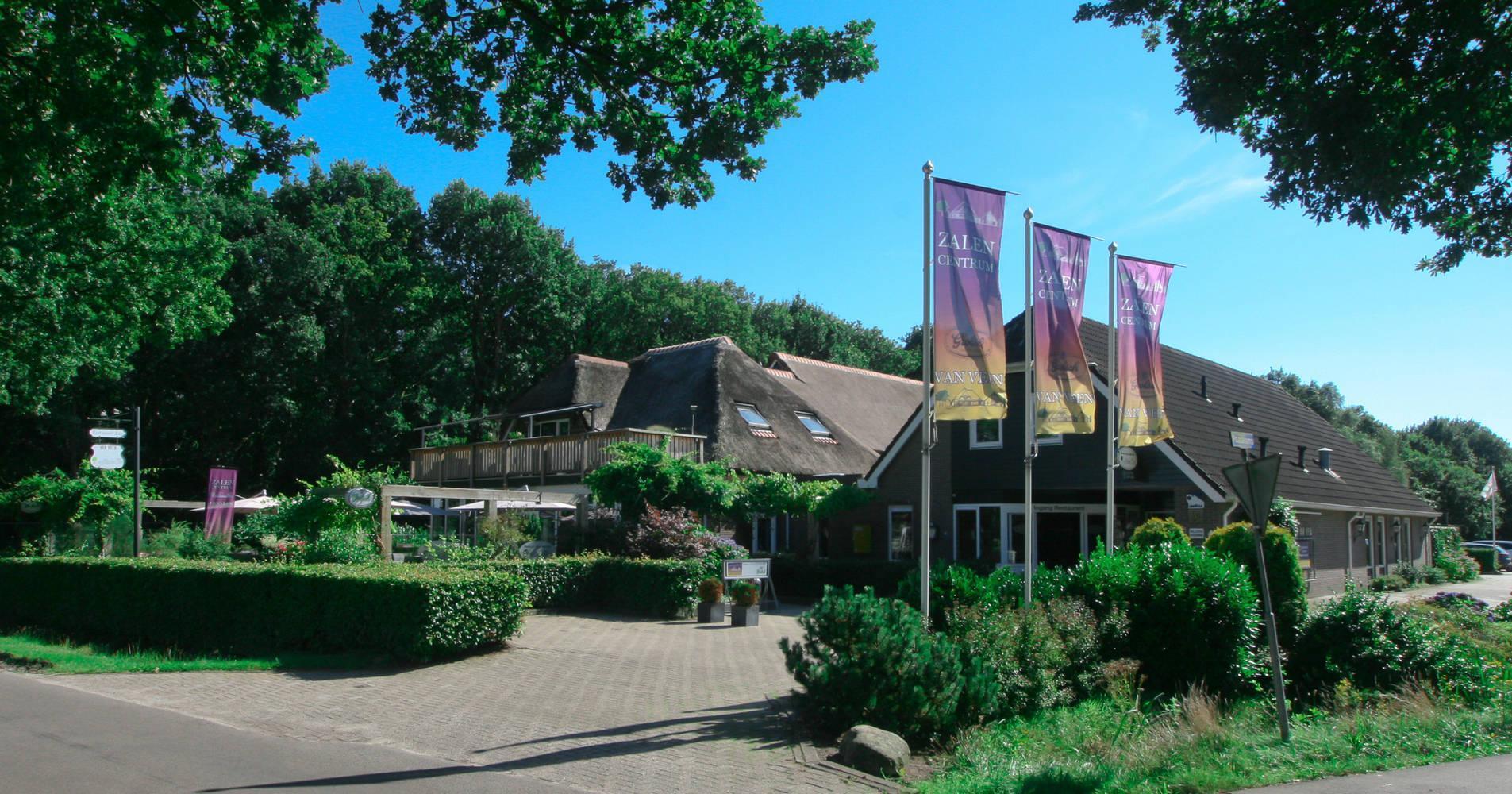Zaalverhuur Drenthe