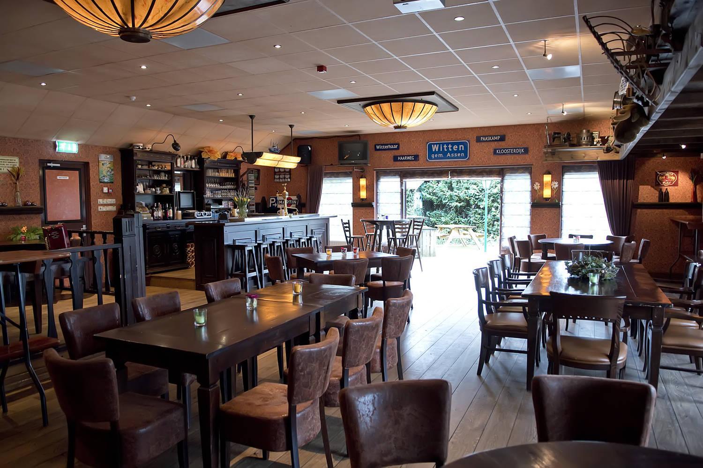 Zaal paaskampen restaurant zalen van Veen